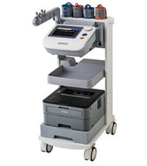 血圧脈波検査装置 写真