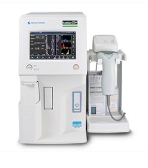 全自動血球計数・免疫反応測定装置 写真